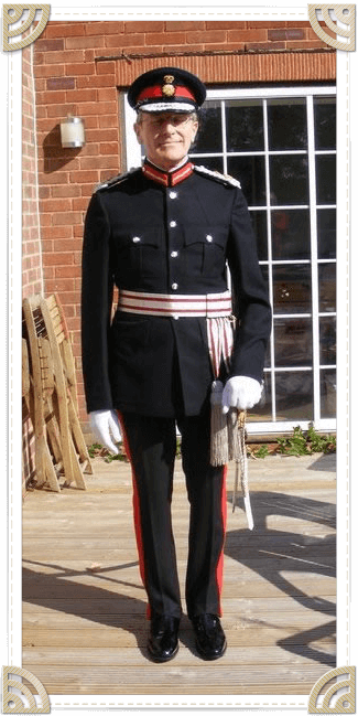 Lord-Lieutenant-in-Uniform-framed