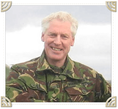 Major Gen. John Moore-Bick CBE