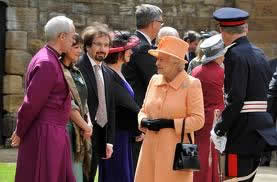 Looking after members of the Royal Family and Heads of State