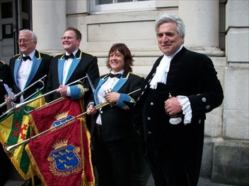 High Sheriff Graham Peters DL
