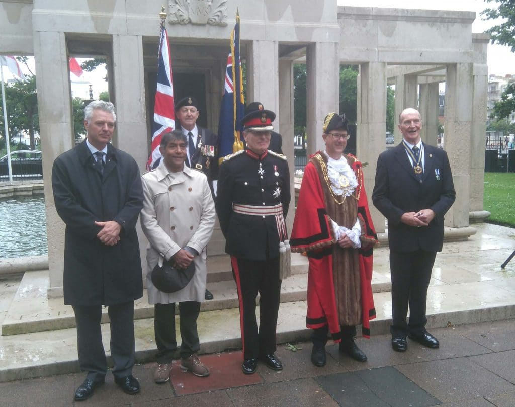 Somme  Service 2016